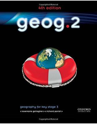 Libraria online eBookshop - geog.2 Student Book (Geog 4th Edition)  -  RoseMarie Gallagher - OUP Oxford