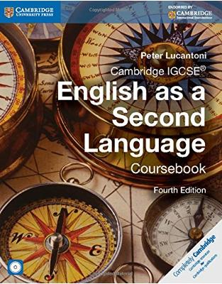 Libraria online eBookshop - Cambridge IGCSE English as a Second Language Coursebook with Audio CD  - Peter Lucantoni  - Cambridge University Press