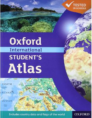Libraria online eBookshop - Oxford International Student's Atlas - Patrick Wiegand - OUP Oxford