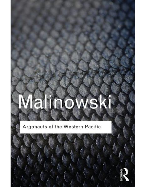 Libraria online eBookshop - Argonauts of the Western Pacific - Bronislaw Malinowski - Taylor & Francis