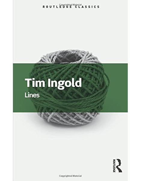 Libraria online eBookshop - Lines  - Tim Ingold - Taylor & Francis