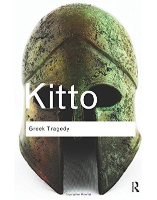 Libraria online eBookshop - Greek Tragedy - H.D.F. Kitto - Taylor & Francis