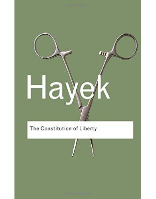 Libraria online eBookshop - The Constitution of Liberty -  F.A. Hayek  - Taylor & Francis