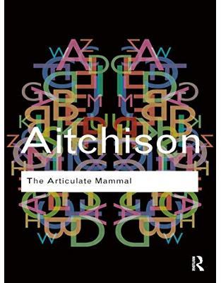 Libraria online eBookshop - The Articulate Mammal - Jean Aitchison  - Taylor & Francis