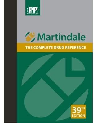 Libraria online eBookshop - Martindale: The complete drug reference - Alison Brayfield  - Pharmaceutical Press