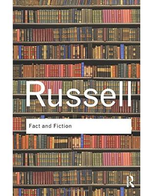 Libraria online eBookshop - Fact and Fiction - Bertrand Russell - Taylor & Francis
