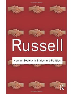 Libraria online eBookshop - Human Society in Ethics and Politics - Bertrand Russell - Taylor & Francis