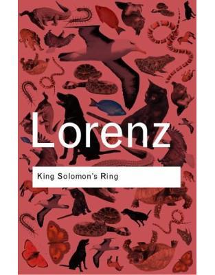 Libraria online eBookshop - King Solomon's Ring - Konrad Lorenz - Taylor & Francis