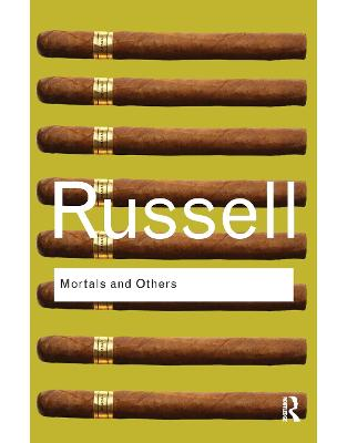 Libraria online eBookshop - Mortals and Others - Bertrand Russell - Taylor & Francis