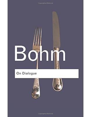 Libraria online eBookshop - On Dialogue - David Bohm - Taylor & Francis