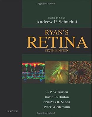 Libraria online eBookshop - Ryan's Retina: 3 Volume Set, 6e - Andrew P. Schachat, Charles P. Wilkinson, David R. Hinton, SriniVas R. Sadda, Peter Wiedemann - Elsevier