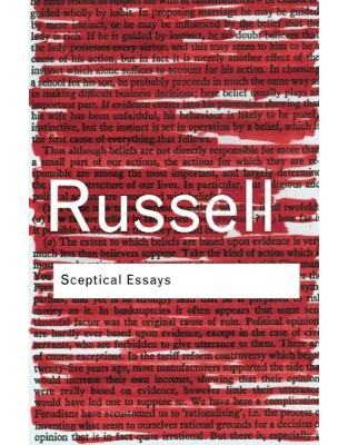 Libraria online eBookshop - Sceptical Essays - Bertrand Russell - Taylor & Francis
