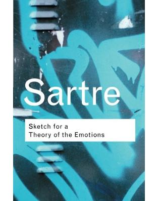 Libraria online eBookshop - Sketch for a Theory of the Emotions - Jean-Paul Sartre - Taylor & Francis