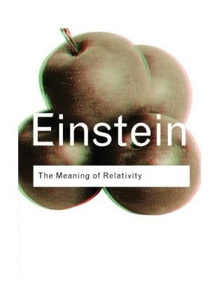 Libraria online eBookshop - The Meaning of Relativity - Albert Einstein - Taylor & Francis
