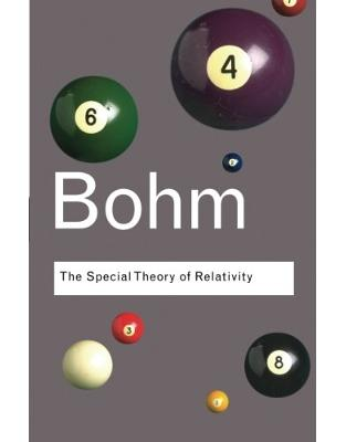 Libraria online eBookshop - The Special Theory of Relativity - David Bohm  - Taylor & Francis