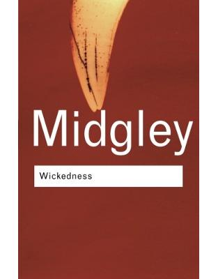 Libraria online eBookshop - Wickedness: A Philosophical Essay - Dr. Mary Midgley  - Taylor & Francis