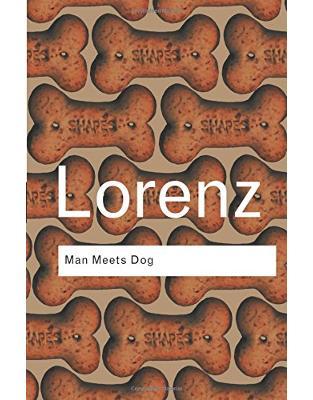 Libraria online eBookshop - Man Meets Dog - Konrad Lorenz - Taylor & Francis
