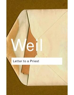 Libraria online eBookshop - Letter to a Priest - Simone Weil - Taylor & Francis