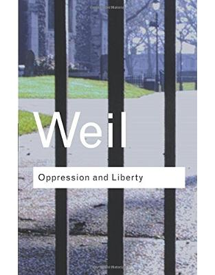 Libraria online eBookshop - Oppression and Liberty - Simone Weil - Taylor & Francis