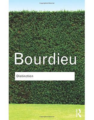 Libraria online eBookshop - Distinction - Pierre Bourdieu  - Taylor & Francis