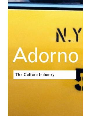 Libraria online eBookshop - The Culture Industry: Selected Essays On Mass Culture - Theodor W. Adorno - Taylor & Francis