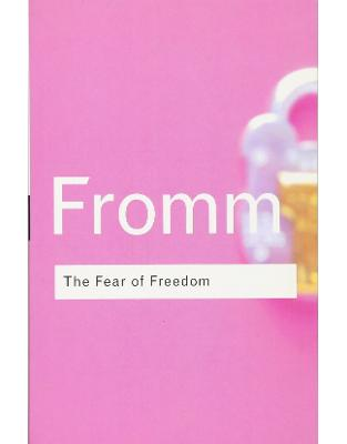 Libraria online eBookshop - The Fear of Freedom - Erich Fromm - Taylor & Francis