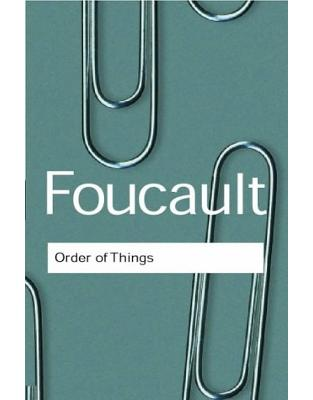 Libraria online eBookshop - The Order of Things: Archaeology of the Human Sciences - Michel Foucault - Taylor & Francis