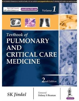 Libraria online eBookshop - Textbook of Pulmonary and Critical Care Medicine: Two Volume Set -  S. K. Jindal - Jaypee Brothers Medical Publishers