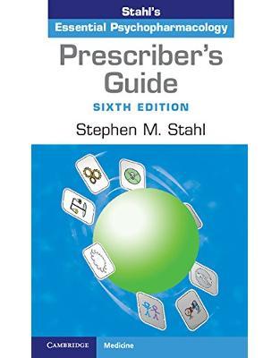 Libraria online eBookshop - Prescriber's Guide: Stahl's Essential Psychopharmacology  - Stephen M. Stahl - Cambridge University Press
