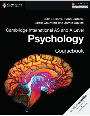 Libraria online eBookshop - Cambridge International AS and A Level Psychology Coursebook -  Julia Russell,‎ Fiona Lintern,‎ Lizzie Gauntlett - Cambridge University Press