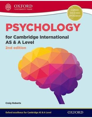 Libraria online eBookshop - Psychology for Cambridge International AS and A Level (9990 syllabus) -  Craig Roberts - OUP Oxford