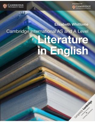 Libraria online eBookshop - Cambridge International AS and A Level Literature in English Coursebook (Cambridge International Examinations)  -  Elizabeth Whittome - Cambridge University Press