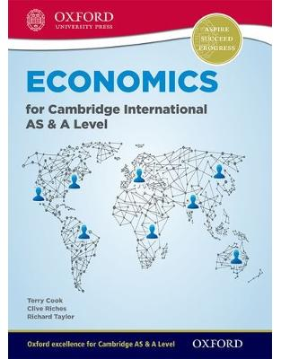 Libraria online eBookshop - Economics for Cambridge International AS and A Level Student Book - Terry Cook,‎ Clive Riches,‎ Richard Taylor  - OUP Oxford