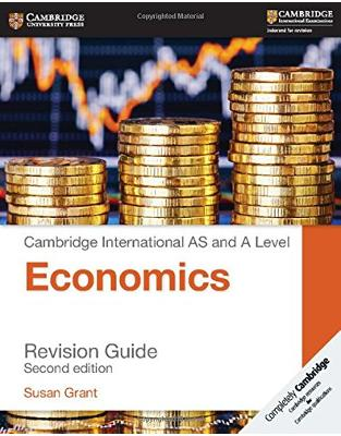 Libraria online eBookshop - Cambridge International AS and A Level Economics Revision Guide - Susan Grant  - Cambridge University Press