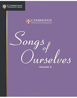 Libraria online eBookshop - Songs of Ourselves: Volume 2 (Cambridge International IGCSE) -  Cambridge International Examinations - Cambridge University Press