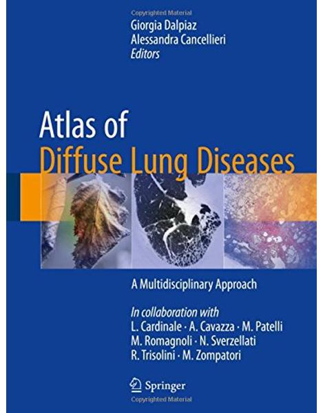 Libraria online eBookshop - Atlas of Diffuse Lung Diseases -  Giorgia Dalpiaz, Alessandra Cancellier - Springer