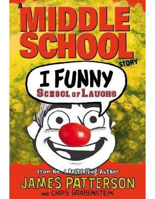 Libraria online eBookshop - I Funny: School of Laughs - James Patterson - Random House