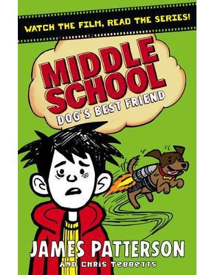 Libraria online eBookshop - Middle School: Dog's Best Friend: (Middle School 8) - James Patterson - Random House