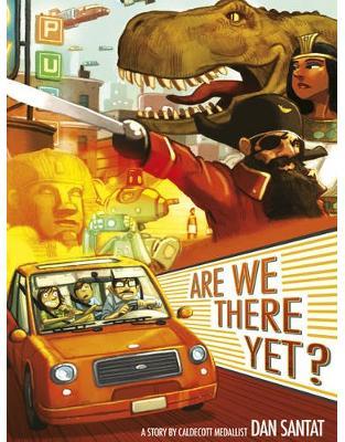 Libraria online eBookshop - Are We There Yet? - Dan Santat - Andersen Press