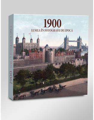 Album de arta- 1900 Lumea in fotografii de epoca