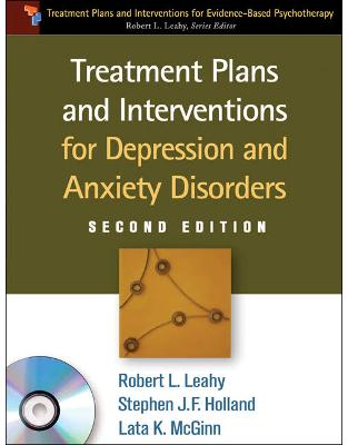 Libraria online eBookshop - Treatment Plans and Interventions for Depression and Anxiety Disorders, Second Edition - Robert L. Leahy, Stephen J. F. Holland, Lata K. K. McGinn - Taylor & Francis (ML)