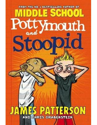 Libraria online eBookshop - Pottymouth and Stoopid  -  James Patterson  - Random House