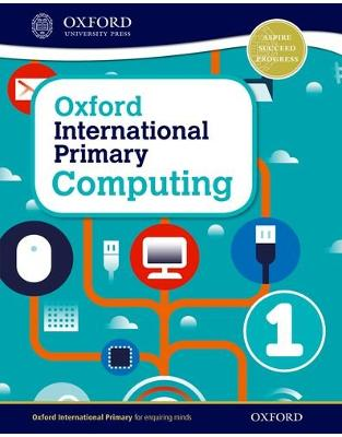 Libraria online eBookshop - Oxford International Primary Computing: Student Book 2 - Alison Page  - OUP Oxford
