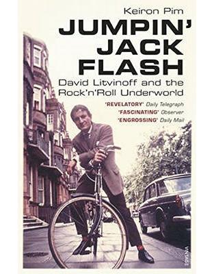 Libraria online eBookshop - Jumpin' Jack Flash: David Litvinoff and the Rock'n'Roll Underworld - Keiron Pim  - Random House