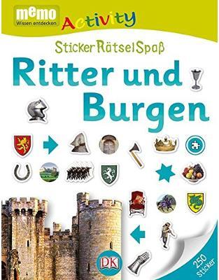 Memo Activity-Ritter und Burgen