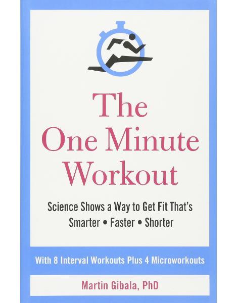 Libraria online eBookshop - The One Minute Workout - Martin Gibala - Random House