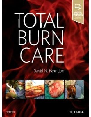 Libraria online eBookshop - Total Burn Care, 5th Edition  - David N. Herndon MD FACS - Elsevier