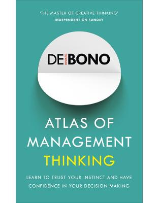 Libraria online eBookshop - Atlas of Management Thinking - Edward de Bono  - Random House