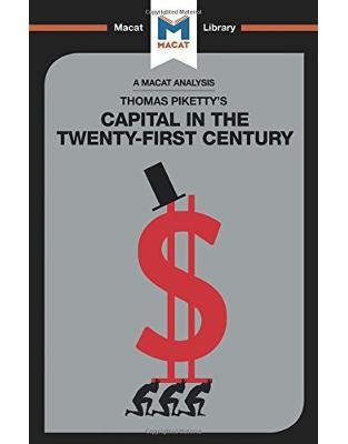 Libraria online eBookshop - Capital in the Twenty-First Century  - Nick Broten - Macat Library