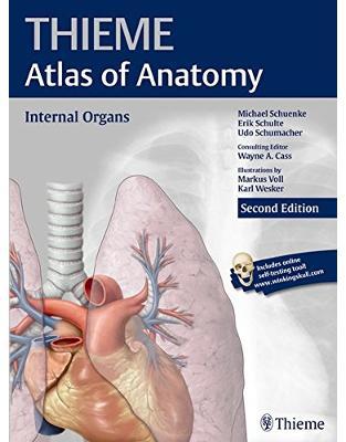 Libraria online eBookshop -  Internal Organs (THIEME Atlas of Anatomy) - Michael Schuenke, Erik Schulte, Udo Schumacher  - Thieme